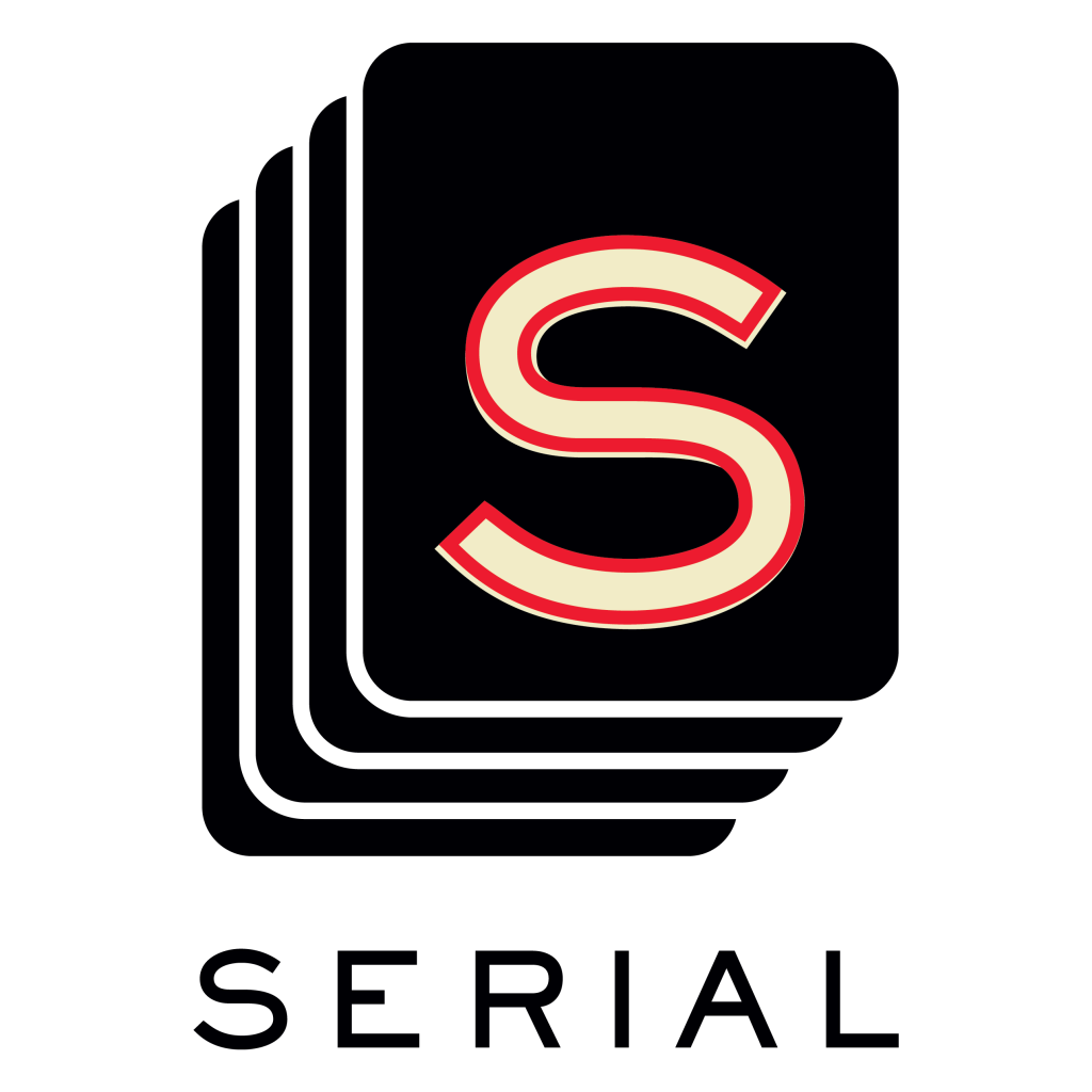 Serial podcast iTunes logo