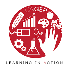 Learning in Action logo