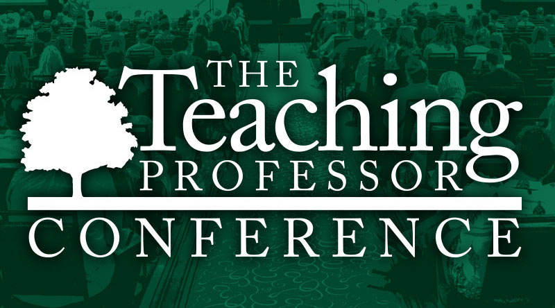 the Teaching Professor Conference logo