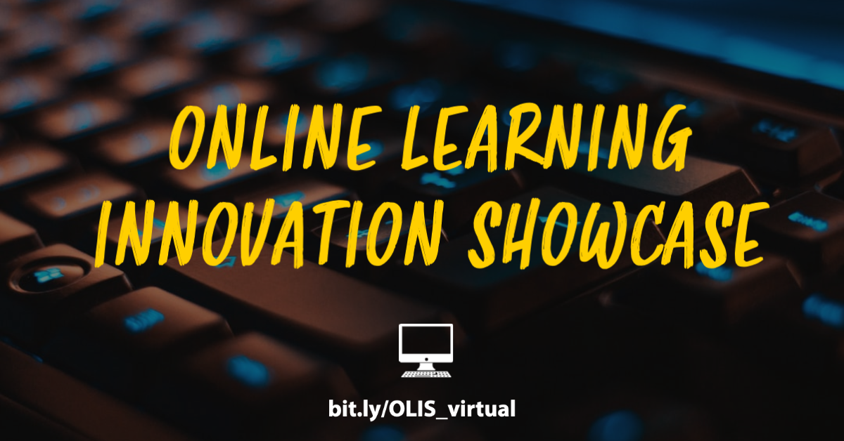 online learning innovation showcase